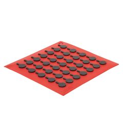 Square Silicone Trivet