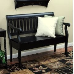 Carolina Storage Bench