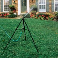 High-Rise Lawn Sprinkler
