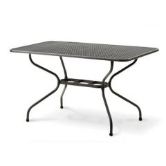 Kettler Wrought Iron Rectangle Table