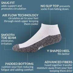 Jox Sox Socks (LowCut)