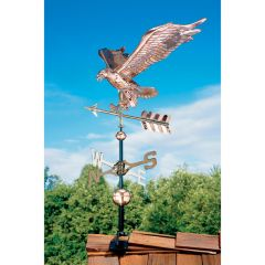 Premier Weathervane (Polished Copper)