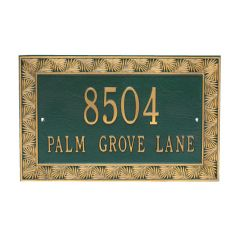 Palmetto House Marker (Wall)