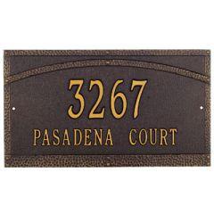 Pasadena House Marker (Lawn)