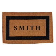 Picture Frame Door Mat