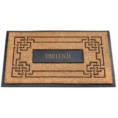 Personalized Coir Door Mat