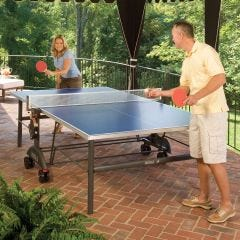 Indoor/Outdoor Tennis Table