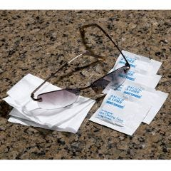Disposable Lens Cleaning Tissues (Box of 100)