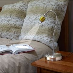 Adjustable Beam Natural Light Desk Lamp