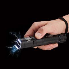 Rechargeable Stun Gun with Flashlight