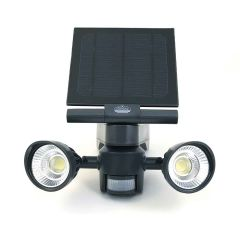 COB LED Solar Flood Light with 600 Lumens