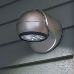 Wireless Motion Activated Light with 6-LEDS