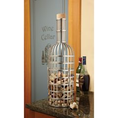 Cork Collector Cage