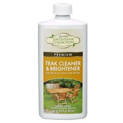 Teak Cleaner & Brightener (16 ounces)