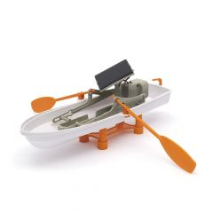 Solar Powered Rowboat Kit