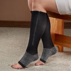 Easy-On Compression Socks