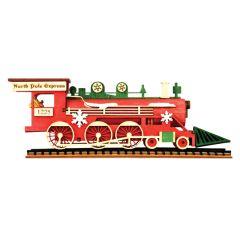 North Pole Express Engine