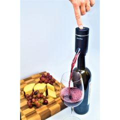 Wine Bottle Dispenser and Preservation System