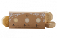 Honey Soap (Set of 3)