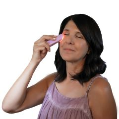 Portable Anti-Aging Light Therapy Device