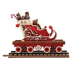 North Pole Express Sleigh Car