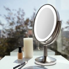 Cordless Huntington LED Vanity Mirror
