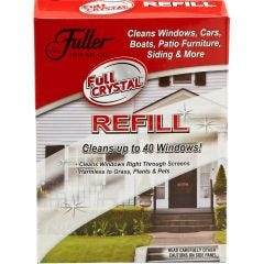 Full Crystal Window & Screen Refill Concentrate (40 Window)