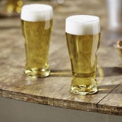 16 oz. Pilsner Glasses (Set of four)