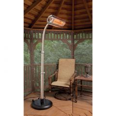 Infrared Pole Heater