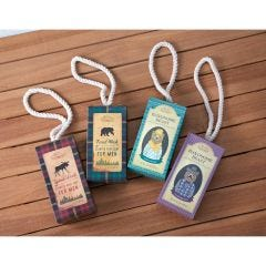 Soap on a Safety Rope (Set of 4)