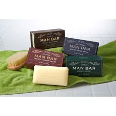 Man Bar Soap Complete Set of 4