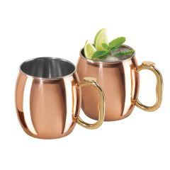 Moscow Mule Mugs (Set of 2)
