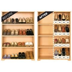 Stacking Shoe Organizer