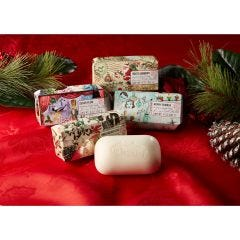 Holiday Scented Bath Soap