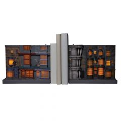 Harry Potter Diagon Alley Bookends