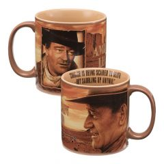 "John Wayne ""Courage"" Mug"