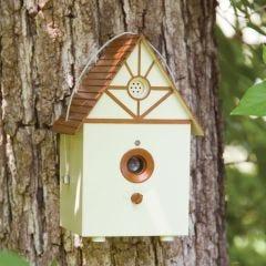 Bark Control Birdhouse