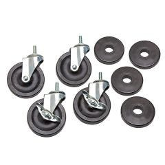 Wheels w/Bumpers (set of 4)