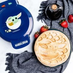 "Star Wars The Mandalorian ""The Child"" Waffle Maker"
