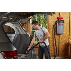 High-Powered Wet Dry Garage Vacuum