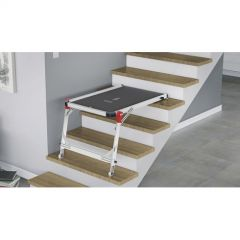Step Scaffold Platform