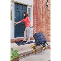 Deluxe Stair Climbing Cart and Bag Combo