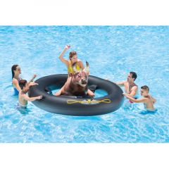 Inflatabull Pool Float