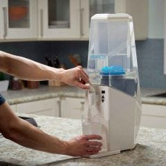 Chemical Removing Water Purifier with Temperature Control