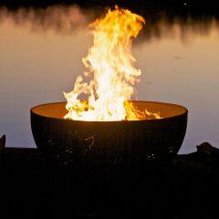Funky Dog Designer Fire Pit