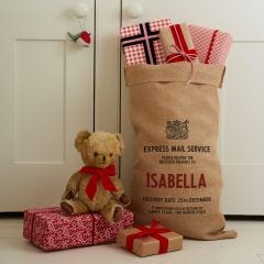 Personalized Christmas Mail Sack