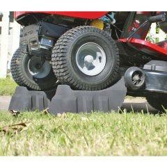 Riding Lawn Mower Ramps
