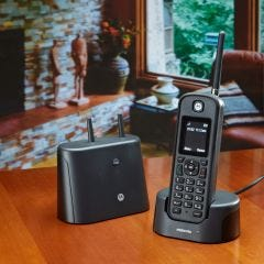 Extreme Cordless Telephone with Answering Machine