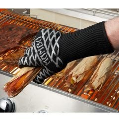 All-in-One BBQ Gloves (Set of 2)