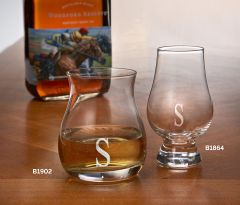 Personalized Glencairn Whiskey Glass (2 pack)